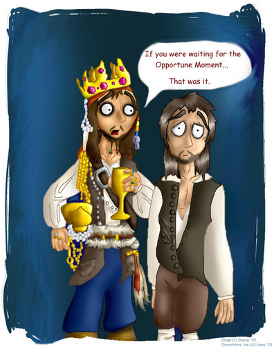 LoL:D - pirates-of-the-caribbean Fan Art