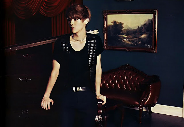 EXO-M Luhan