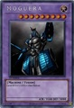 M.O.G.U.E.R.A. - yu-gi-oh fan art