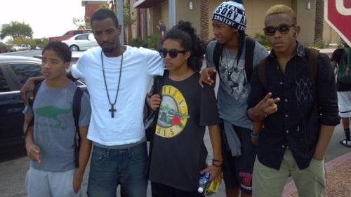 MB today —>they look sessi :D<—