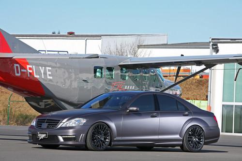 MERCEDES - BENZ S500 por INDEN design