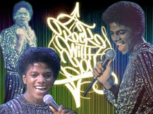 MJ Rock With You