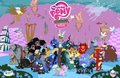 MLP: Chaos is Magic - discord-my-little-pony-friendship-is-magic photo
