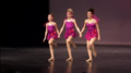 Maddie, Chloe, and Brooke In 'Somebody Told Me' - dance-moms photo