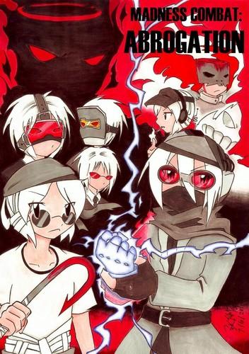 Madness Combat アニメ