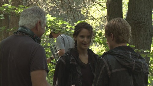 Making Of: On Location In Panem