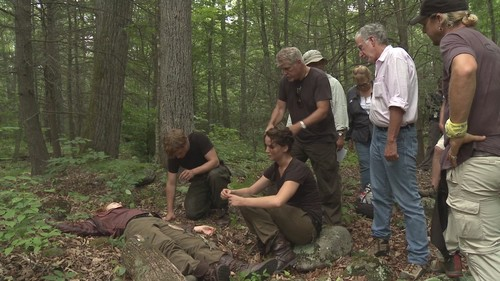 Making Of: On Location In Panem - katniss-everdeen Photo