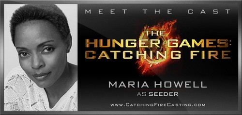 Maria Howell cast as Seeder
