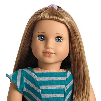 American girl dolls mckenna brooks
