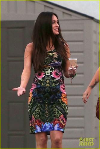 Megan Fox: L.A. Baby Bump