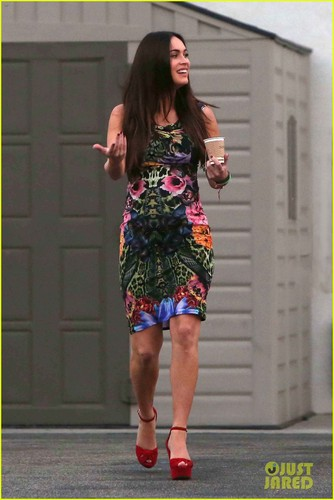 Megan Fox: L.A. Baby Bump