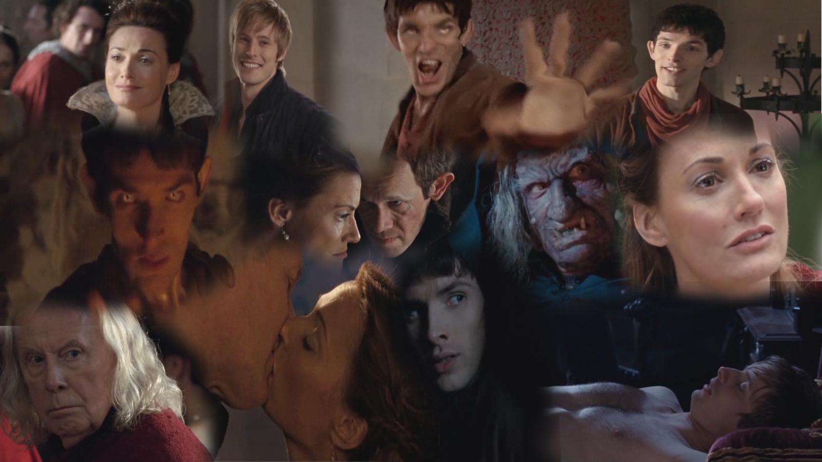 Merlin Season 2 Episode 5 Wallpaper - Merlin Characters