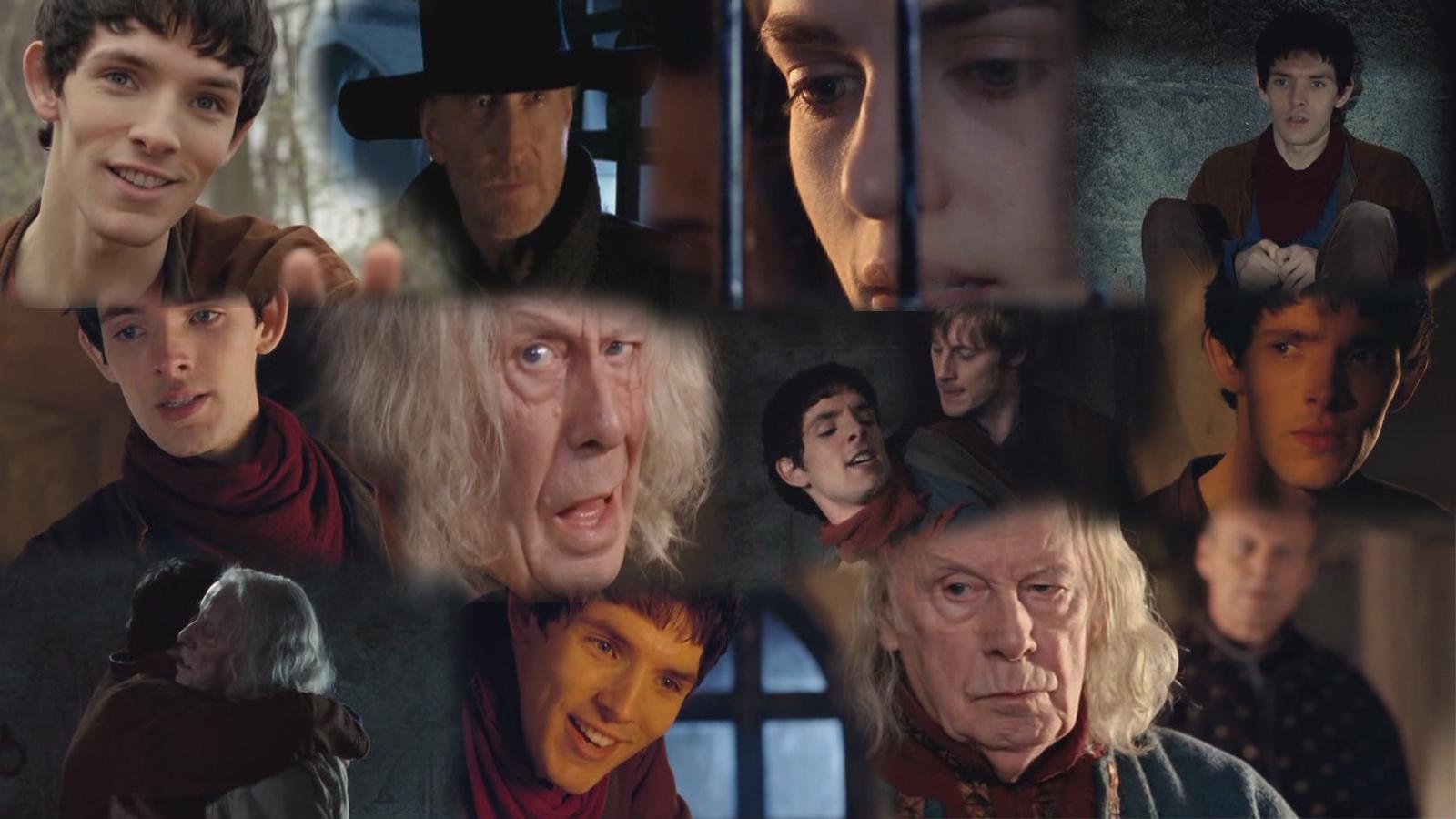 Merlin Season 2 Episode 7 Wallpaper - Merlin Characters
