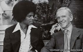 Michael And Fred Astaire