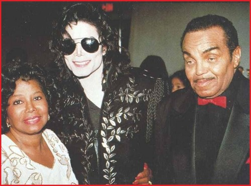 Michael And His Parents
