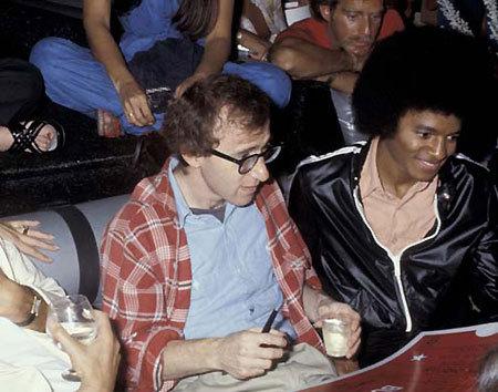Michael And Woody Allen