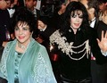 Michael and Elizabeth - michael-jackson photo