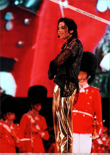 "Michael's ""39th"" Birthday In Copenhagen, Denmark Back In 1997"