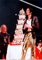 "Michael's ""39th"" Birthday In Copenhagen, Denmark Back In 1997 - michael-jackson photo"