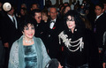Michaell and Elizabeth - michael-jackson photo