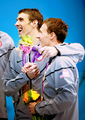Mike &amp; Ryan - michael-phelps-and-ryan-lochte photo