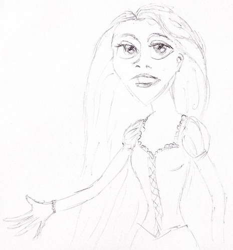 More Rapunzel Ballpoints