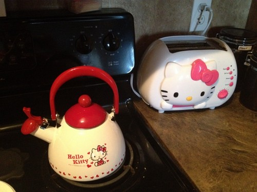 My Hello Kitty home-Calgary, Alberta
