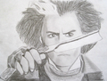 My Sweeney Todd drawing - sweeney-todd fan art