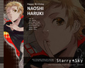 Naoshi Haruki Bday 2012 - starry-sky wallpaper