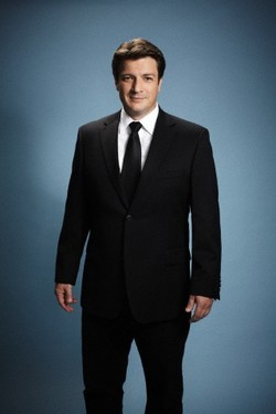 Nathan Fillion New Photoshoot