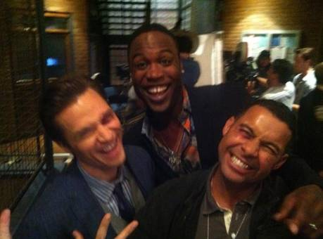 Nathan Fillion, Seamus Dever, and Jon Huertas Get Silly Behind the Scenes of kastil, castle Season 5