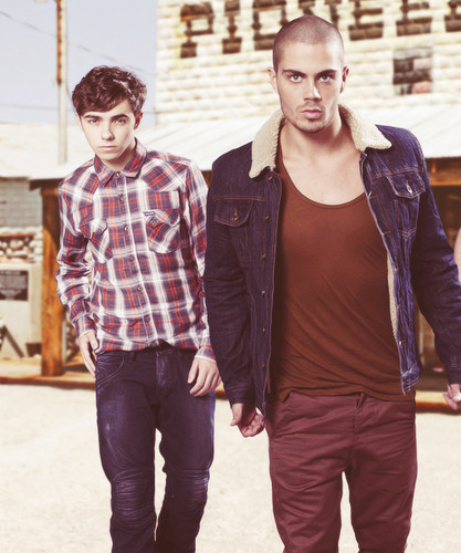 Nathan Sykes Max George So Sexy
