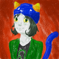 Nepeta - homestuck fan art