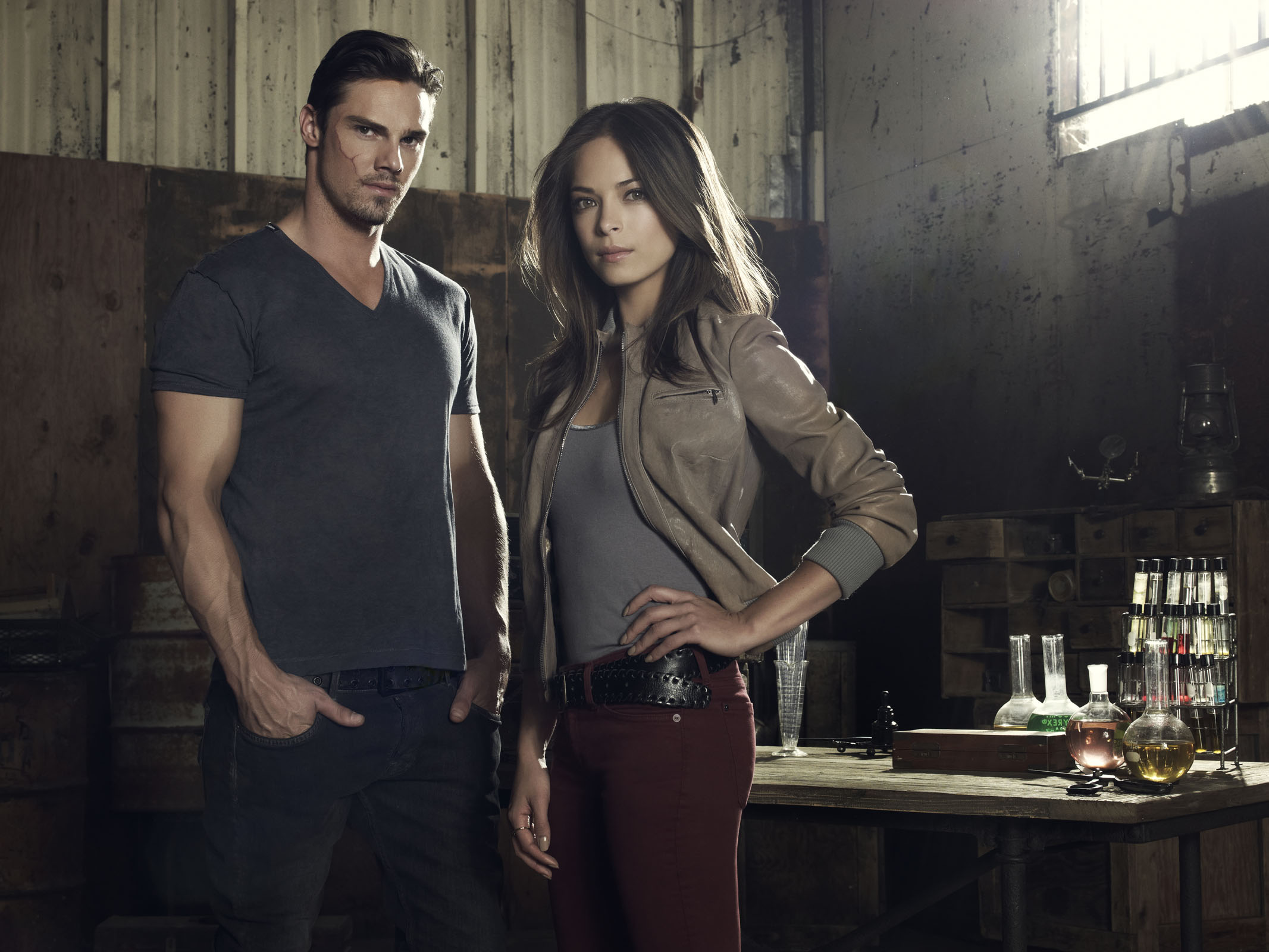 Beauty and the beast cw new photos