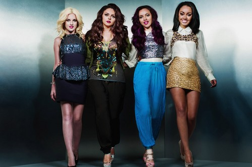 "New photoshoot of Little Mix for ""Look"" magazine - August 2012."