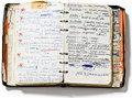 Nick Cave's Hand Written Dictionary of Words