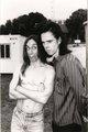 Nick Cave with Iggy Pop