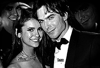Nina Dobrev and Ian Somerhalder - nina-dobrev Photo