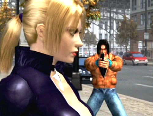 Nina - Tekken 4 Ending
