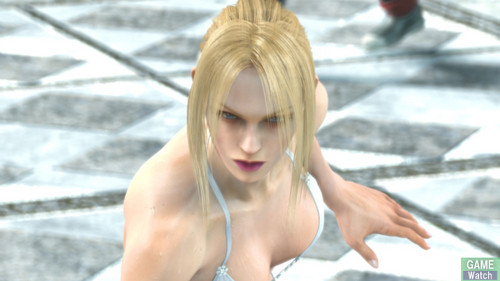 Nina Williams Bikini