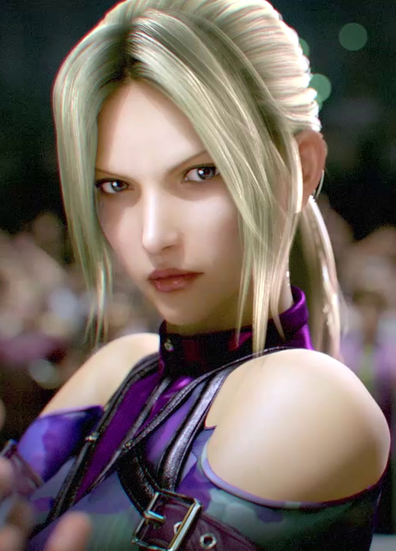 Nina in TTT2 - nina-williams Photo