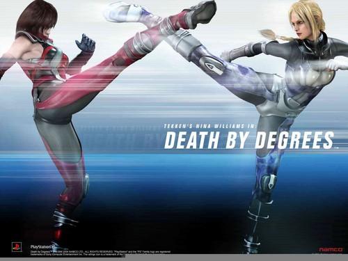 Tekken wallpaper titled Nina