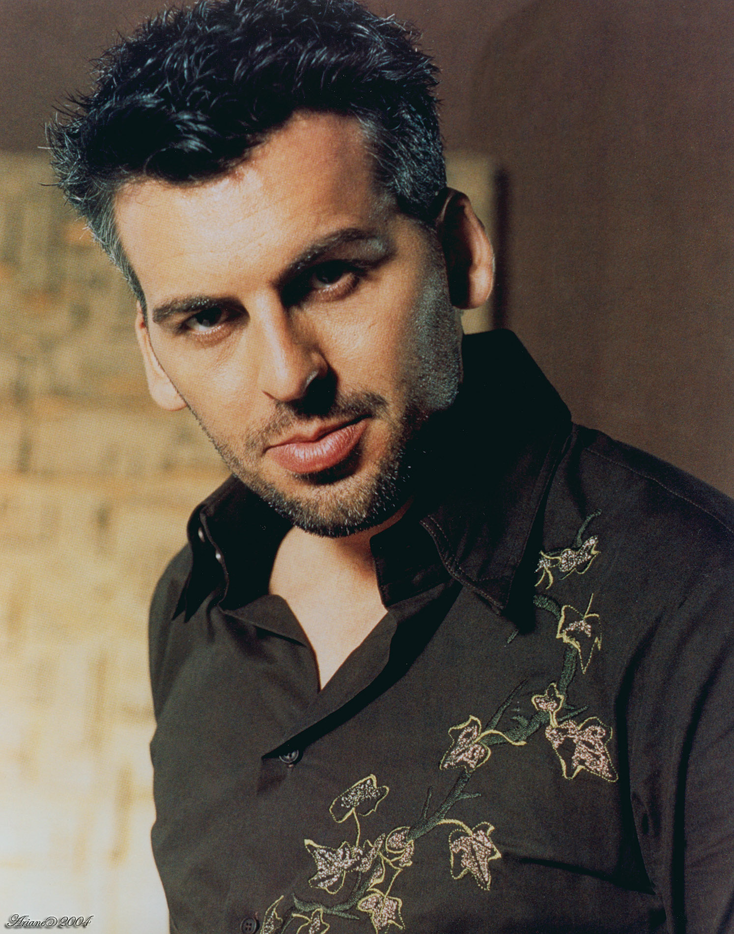 oded fehr religion