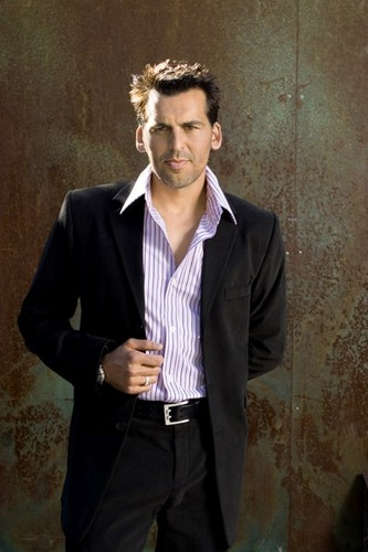 ScarletWitch wallpaper containing a business suit, a well dressed person, and a suit titled Oded Fehr