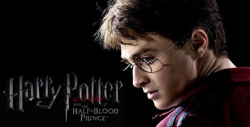 Old HP Half-Blood Prince