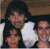 Olivia, George, and Dhani