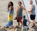 On The Set Of Face Of Barbados Campaign [12 August 2012] - rihanna photo
