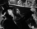 On the set of Charlie and the Chocolate factory - tim-burton photo