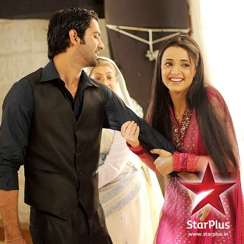 On the set of IPKKND - Arushi