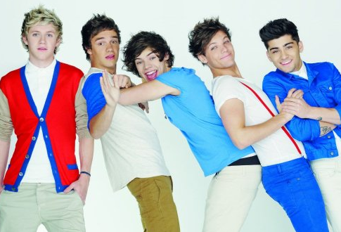 One Direction 2013 Calendar - new pics!
